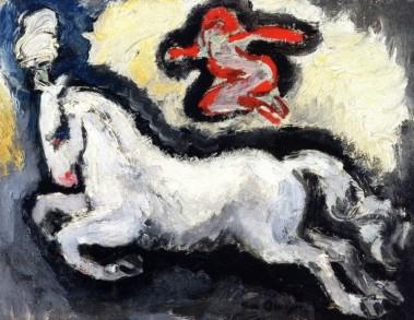 Κέες βαν Ντόνγκεν, «Το άλογο και ο ακροβάτης», 1904