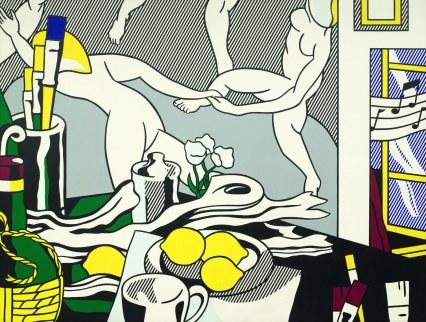 Ρόυ Λιχτενστάιν, «Ο χορός», 1974