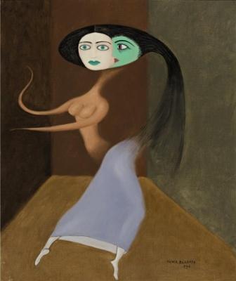 Victor Brauner- Κορίτσι που χορεύει (1934)