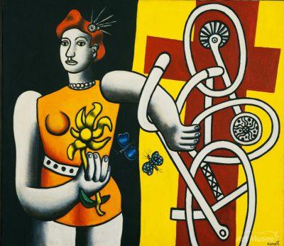 """Φερνάν Λεζέ, """"Ο μέγας Ιούλιος"""", 1945"""