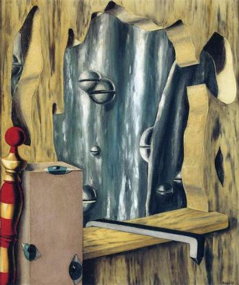 Ρενέ Μαγκρίτ- Το ασημένιο άνοιγμα