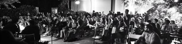 ΤΙΝΑ κάνουμε; Εκδήλωση των Ενθεμάτων στον Σύλλογο Ελλήνων Αρχαιολόγων, 8.10.2016. Φωτογραφία του Άγγελου Καλοδούκα