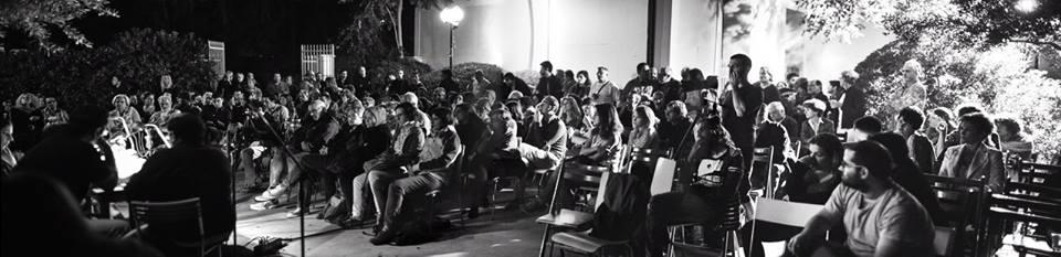ΤΙΝΑ κάνουμε; Εκδήλωση των Ενθεμάτων στον Σύλλογο Ελλήνων Αρχαιολόγων, 8.10.2015. Φωτογραφία του Άγγελου Καλοδούκα